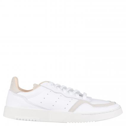 Sneaker 'Supercourt' aus Leder weiss (white) | 8,5