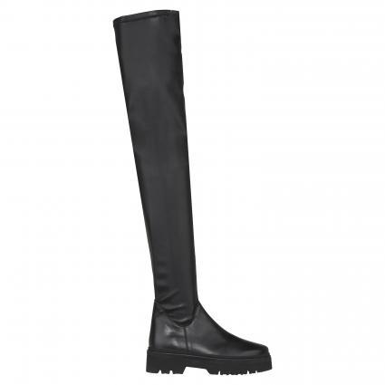 Overknee Boots 'Vincenzo'  schwarz (BLACK BL11) | 39