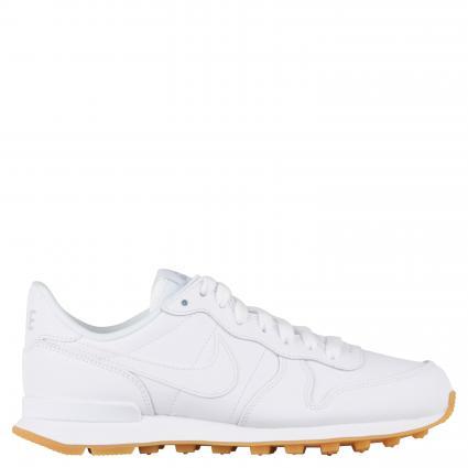 Sneaker 'Internationalist'  weiss (WHITE/WHITE) | 7