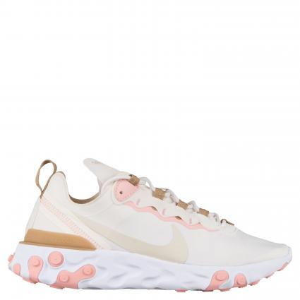 Sneaker 'React Element' weiss (PHANTM/LTOWBR) | 8