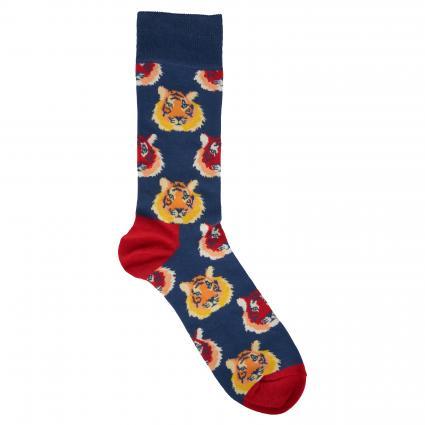 Socken mit Tiger-Motiv divers (6500 tiger sock) | 41-46