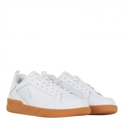 Sneaker 'Visukl' aus Leder divers (WHITE LIGHT GUM) | 44