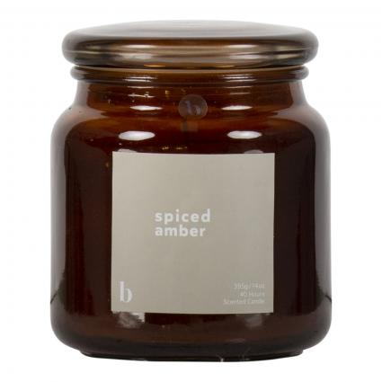 Duftkerze 'Spiced Amber' braun (BROWN) | 0