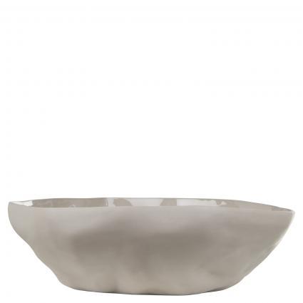 XXL Schale für Obst und Salat grau (GRAU) | 0