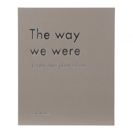 Fotoalbum 'The way we are' divers (THE WAY WE ARE) | 0