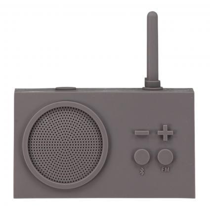 Bluetooth Lautsprecher 'Tykho 3' taupe (TAUPE GREY) | 0