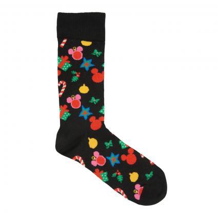 Socken mit weihnachtlichem Disney-Motiv divers (9302 disney treemodous sock) | 41-46