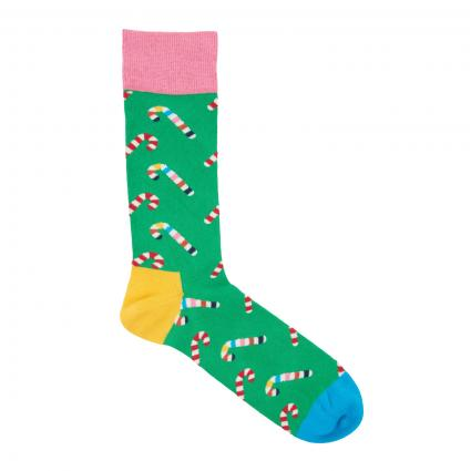 Socken 'Candy Cane' divers (7300 candy cane sock) | 41-46