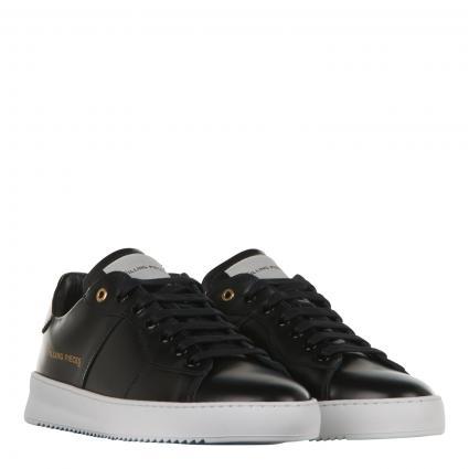 Sneaker 'Polido' aus Leder schwarz (1861 black) | 43
