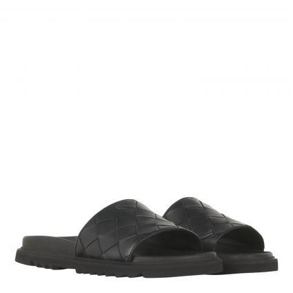 Sandale 'Vitello'  schwarz (BLACK) | 38
