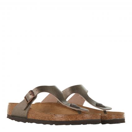 Sandalen 'Gizeh' mit Zehentrenner taupe (BF GRACEFUL TAUPE) | 37