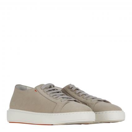 Sneaker 'Barccure' aus Leder beige (E24 beige) | 7