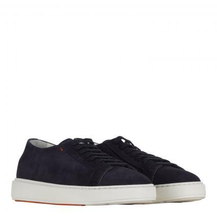 Sneaker 'Barccuru' aus Leder marine (U55 navy) | 6,5