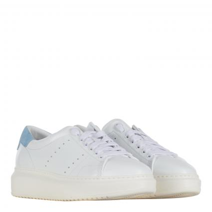 Sneaker 'Bubka' blau (BIANCO+CIPRO CIELO) | 38