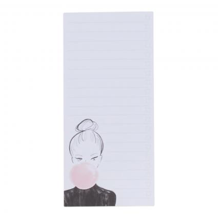 To-Do Notizblock 'Bulle' weiss (BULLE) | 0