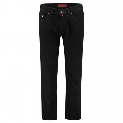 Comfort-Fit Jeans 'Dijon' schwarz/blau-schwarz (05 GRAU/SCHWA) | 38 | 34