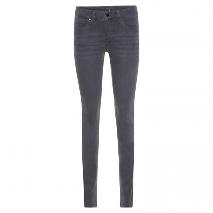 Slim-Fit Jeans 'Dream Skinny' anthrazit (D975 dark grey used) | 32 | 28