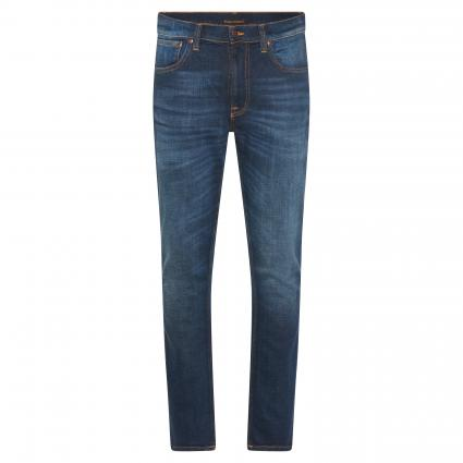 Slim-Fit-Fit Jeans 'Lean Dean' blau (dark deep worn) | 36 | 34