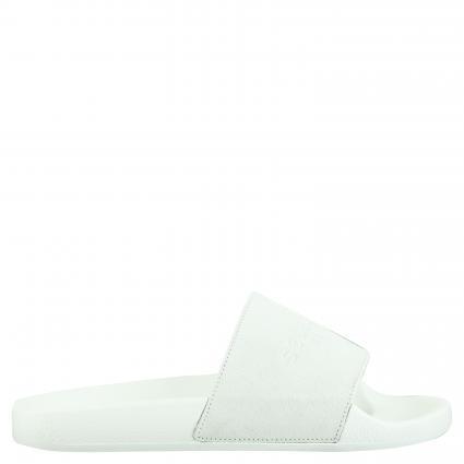 Sandaletten 'Steph' mit Lederriemen weiss (WHITE) | 38