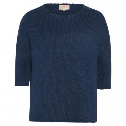 Strickpullover 'Thalea K'  blau (460 jeans) | 34
