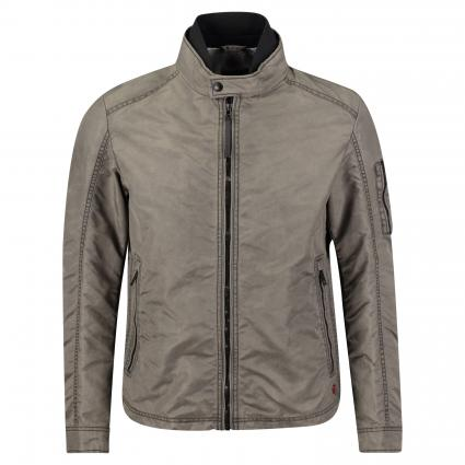 Blousonjacke 'Engine' in Vintage-Optik beige (260 Medium Beige) | 46