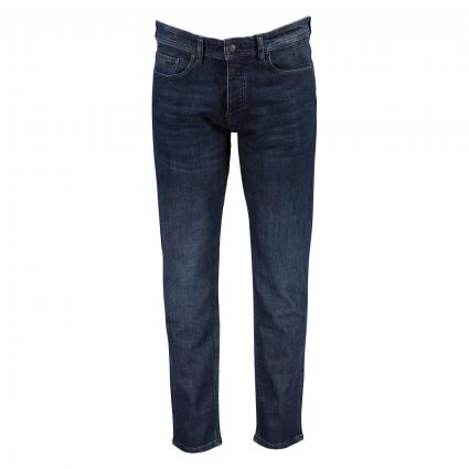 Tapered-Fit Jeans 'Taber' marine (417 Navy) | 35 | 34