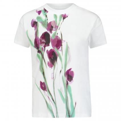 T-Shirt mit Blumenmuster divers (969 Open Miscellaneo) | M