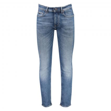 Tapered-Fit Jeans 'Taber' blau (428 Medium Blue) | 36 | 34