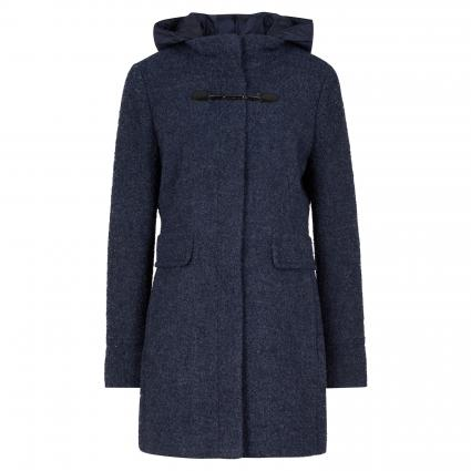 Jacke in Woll-Optik blau (8712 Moonlight Blue) | 36