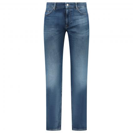 Slim-Fit Jeans 'Delaware3' marine (417 Navy)   35   32