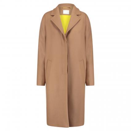 Mantel mit Reverskragen beige (235 Light/Pastel Bro) | 36