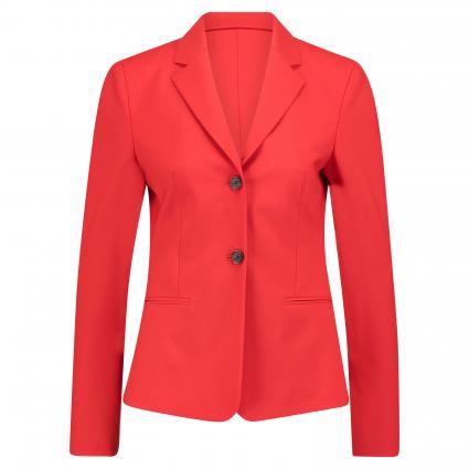 Blazer 'Jatinda 2' aus Schurwolle rot (622 Bright Red) | 40