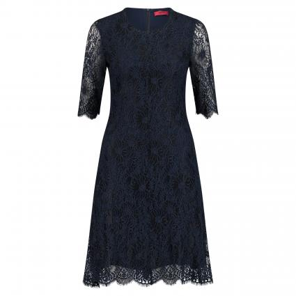 Kleid 'Kirelia' aus Spitze marine (405 Dark Blue) | 32