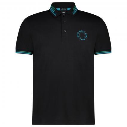 Regular-Fit Poloshirt 'Paddy'  schwarz (001 Black) | L