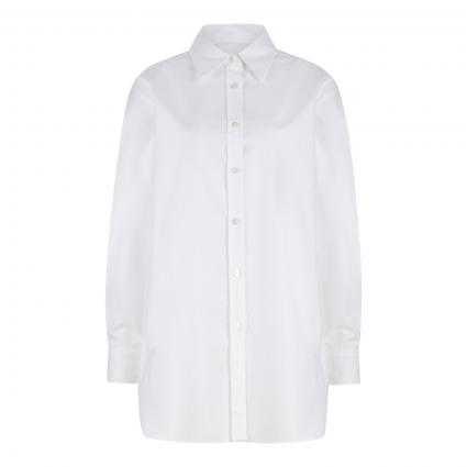 Hemdbluse 'Bacora' weiss (100 White) | 40