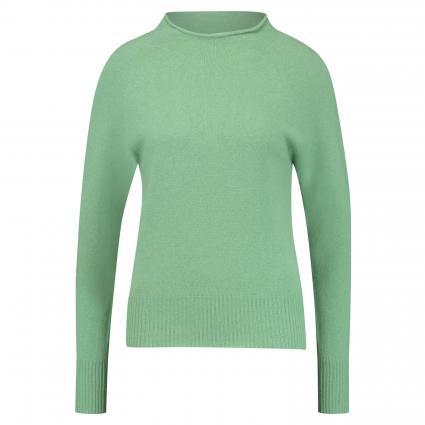 Strickpullover 'Franzista' aus Cashmere grün (338 Light/Pastel Gre) | L