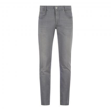 Modern-Fit Jeans 'Batu-4' anthrazit (196 anthrazit) | 36 | 32