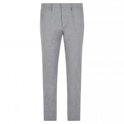 Regular-Fit Hose mit elastischem Bund silber (81 hellgrau) | 52