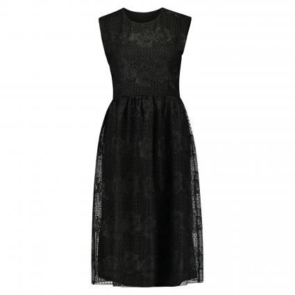 Cocktailkleid 'Ekessa' in All-Over Spitze schwarz (001 Black) | L