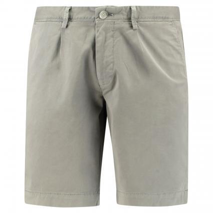 Jeans Bermuda 'Slice' silber (042 Silver) | 48