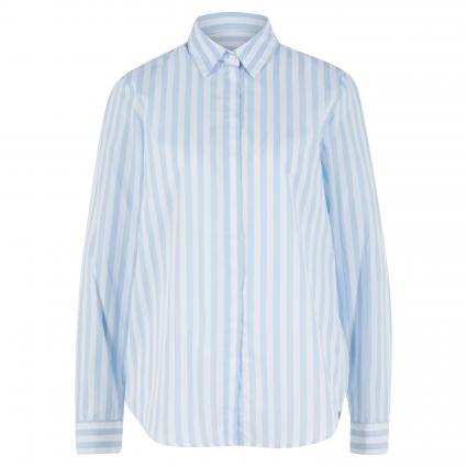 Bluse mit Streifenmuster blau (11 11 BLUE) | 34