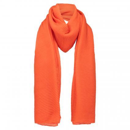 Schal mit Strukturmuster orange (11 orange)   0