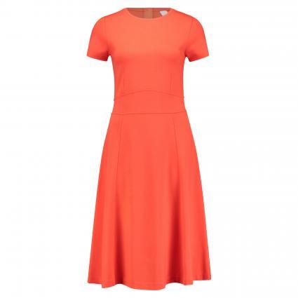 A-Linien Kleid 'Dusca' orange (820 Bright Orange) | S