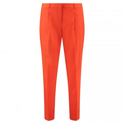 Regular-Fit Hose 'Towoma'  orange (820 Bright Orange) | 36