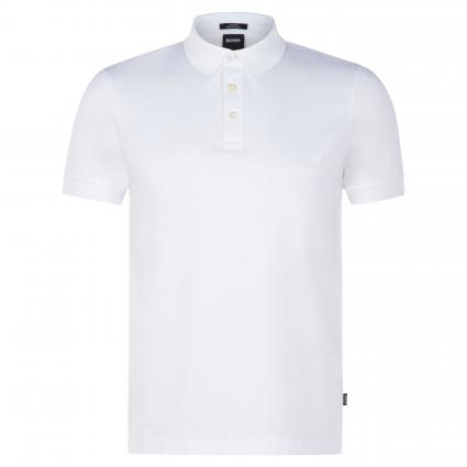 Polohemd 'Penrose' weiss (100 White) | XL
