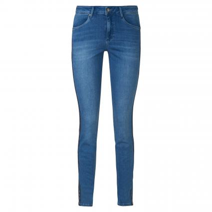 Slim-Fit Jeans 'Shakira' blau (25 USED LIGHT BLUE) | 46