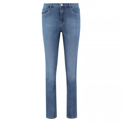 Slim-Fit Jeans 'Mary' blau (26 USED REGULAR BLUE) | 20