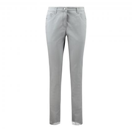 Slim-Fit Jeans 'Ina Fay' grau (03) | 36