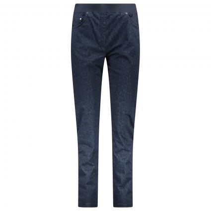Jeans 'Pamina' in hochelastischer Dynamic-Qualität marine (22 NAVY) | 36