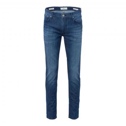 Hi-Flex Jeans 'Chuck' blau (25 REGULAR BLUE USED) | 35 | 34